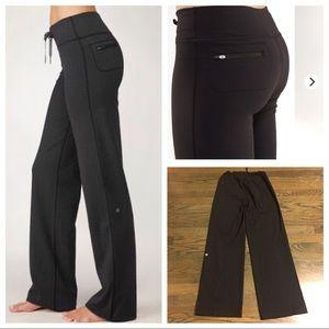 LULULEMON 😍Relaxed Fit Pant Wide Leg Drawstring 6